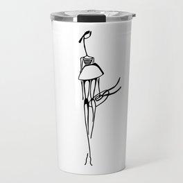 seawoman Travel Mug