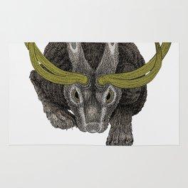 Jackalope Rug