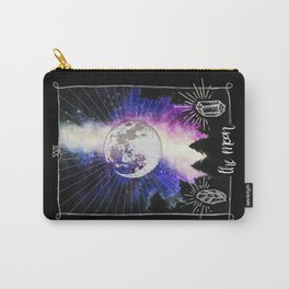 The Moon Tarot by WildOne Carry-All Pouch