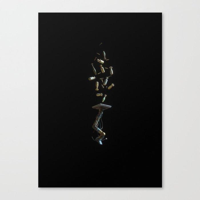 Blitz IV Canvas Print
