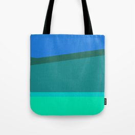 Green Field v2 Tote Bag