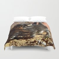 chewbacca Duvet Covers featuring Chewbacca reborn  by North 10 Creations
