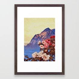 Kanata Scents Framed Art Print