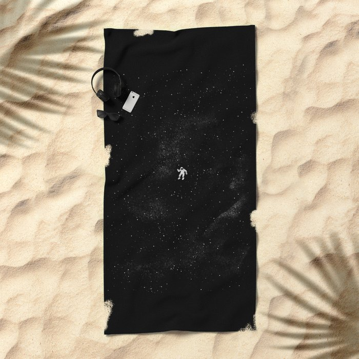 Gravity Beach Towel
