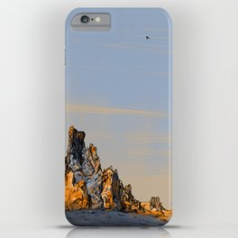 Desert Landscape 01 iPhone Case