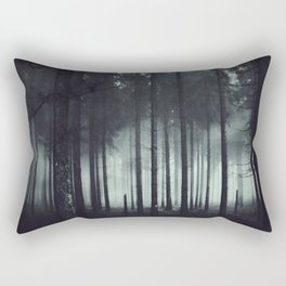 Shadow and Light Rectangular Pillow