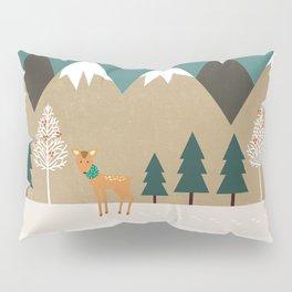 Hello winter Pillow Sham