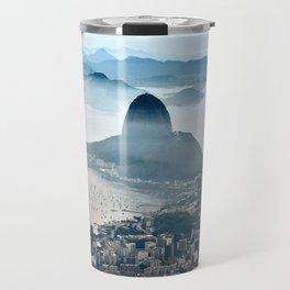 Rio de Janeiro, Brazil Travel Mug