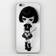 Melinda Rock iPhone & iPod Skin