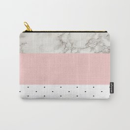 Marble Trio Carry-All Pouch