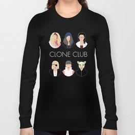 Orphan Black - Clone Club V2 Long Sleeve T-shirt