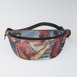 pizza night Fanny Pack