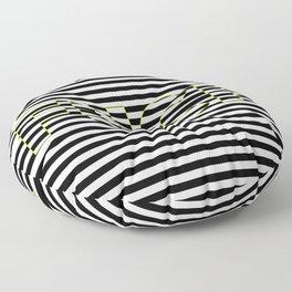 FUCK THE LINES. Floor Pillow