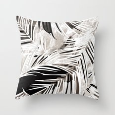 Hiding In The Dark #society6 Throw Pillow