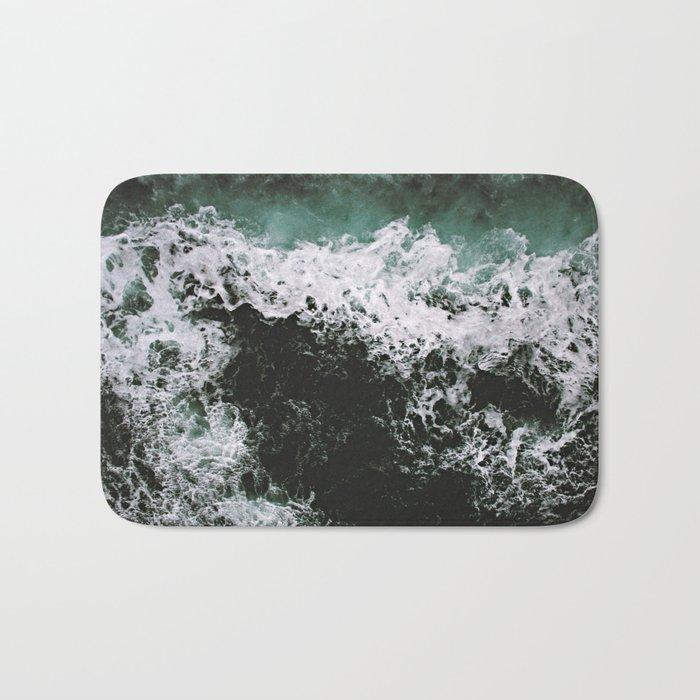 Waves #ocean Bath Mat
