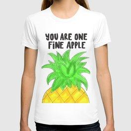 Pineapple Pun T-shirt
