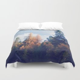 I am at Home Duvet Cover