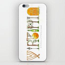UVA - Charlottesville iPhone Skin