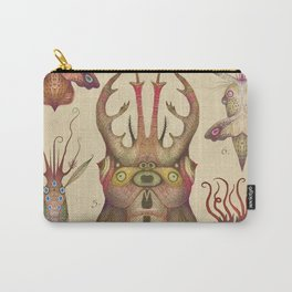 Cephalopodoptera Tab. II Carry-All Pouch