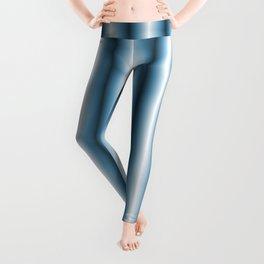 Spandex blue leggings Leggings