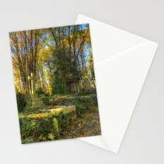Highgate Cemetery London Stationery Cards