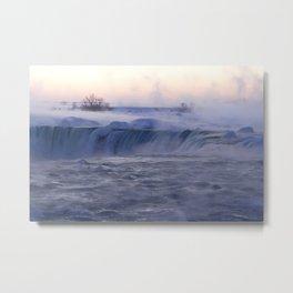 Horseshoe Falls, Niagara Metal Print