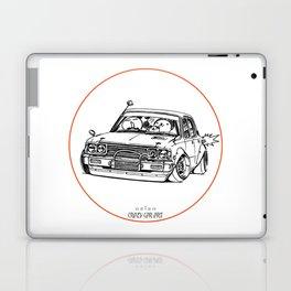 Crazy Car Art 0224 Laptop & iPad Skin
