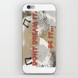 Rocky Horror - Don't Dream It... iPhone Skin