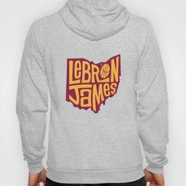 LebronJames LA Hoody