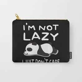 Panda Pandabear Cute Saying Gift Carry-All Pouch