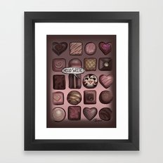 Hello Sweetie Framed Art Print