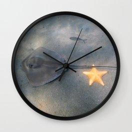 Southern Star Wall Clock