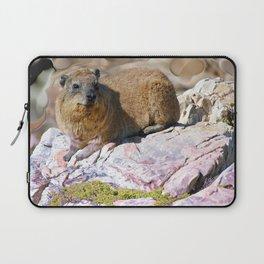 African Rock Hyrax Laptop Sleeve