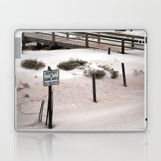 The Dunes Laptop & iPad Skin