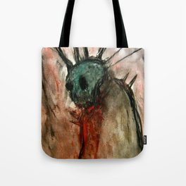 Wretched Zombie Filth Tote Bag