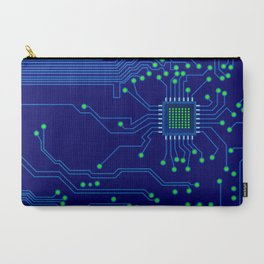 Electronics board Carry-All Pouch