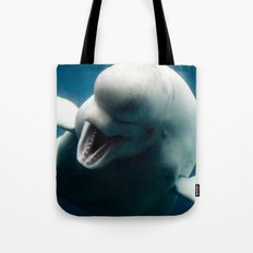 Swim So Free Tote Bag