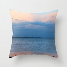 Changing Every Minute Throw Pillow