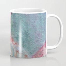 Woman in green Coffee Mug