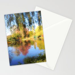 Dreamy Water Garden Stationery Cards