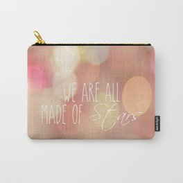 We are all made of stars Carry-All Pouch