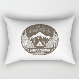 Shenandoah National Park Rectangular Pillow