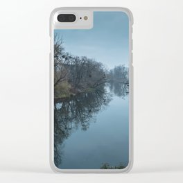 Silent Clear iPhone Case