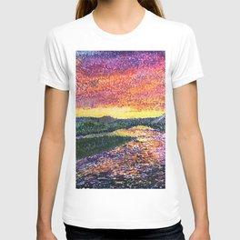 Sparkling Sunset T-shirt