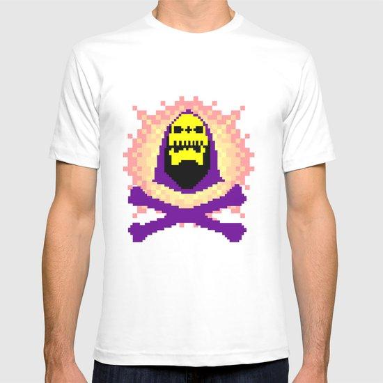 Skeletor Pixeletor T-shirt