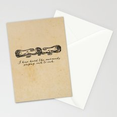 Heard the Mermaids Singing - TS Eliot Stationery Cards