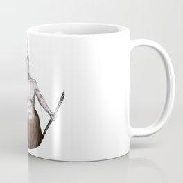 Santa's present, from reindeer. Coffee Mug