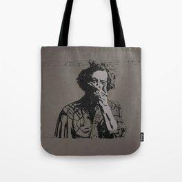 Justin Vernon - Bon Iver Tote Bag
