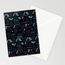 Geometric Mix Stationery Cards