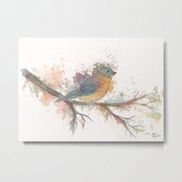 Bird I Metal Print